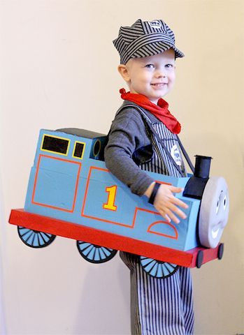 Thomas the Train Halloween Elegant 11 Make at Home Train Projects for Thomas Obsessed Kids