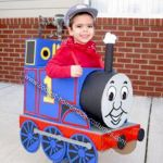 Thomas the Train Halloween Excellent Coolest Homemade Thomas the Train Boy Costume