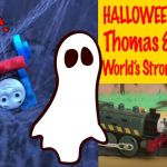 Thomas the Train Halloween Excellent Halloween Party Thomas & Friends Trackmaster World S Strongest