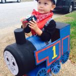 Thomas the Train Halloween Inspired Thomas Halloween Costumes & Clearly Mason Should Have Won the