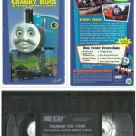 Thomas the Train Halloween Inspiring Thomas the Tank Engine & Friends Rare Vhs Video Cranky Bugs Tested Good Vhs Tape Tested Box Shows Corner Wear Ref Vhs Fin Bx 2 Eb App