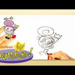 Timmy Turner Coloring Pages Best How to Draw Fairly Odd Parents Characters Wanda