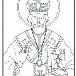 Timmy Turner Coloring Pages Inspirational Saint Nicholas Coloring Pages Coloring Page St Saint Nicholas