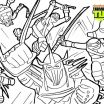 Tmnt Coloring Pages Inspirational Ninja Turtles Art Coloring Page Tmnt Party Turtle Pages Beautiful