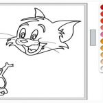 Tom and Jerry Coloring Books Elegant Coloring Page Excelent Line Coloring Sheets