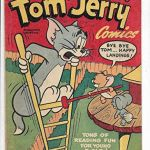 Tom and Jerry Colouring Book Brilliant Amazon tom Jerry Ics 64 1950 S Australian Ladder Cover
