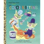 Tom and Jerry Colouring Book Pretty the Color Kittens by Margaret Wise Brown