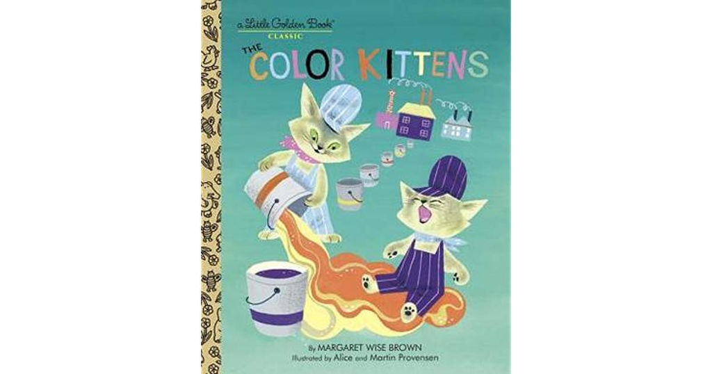 Tom and Jerry Colouring Books Awesome the Color Kittens by Margaret Wise Brown