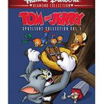 Tom and Jerry Colouring Books Creative Amazon tom and Jerry Chuck Jones the Plete First Season