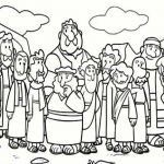 Tom and Jerry Colouring Books Inspired Coloring Pages Online – Page 4 – Free Printable Coloring Pages