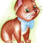 Toulouse the Kitten Brilliant 15 Best the Aristocats Images In 2013