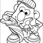 Toy Story Coloring Page Excellent Mrs Potato Head Coloring Pages Beautiful Kids N Fun Coloring