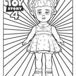 Toy Story Coloring Page Inspired Free Coloring Pages toy Story 4 Coloring Pages Patinsudouest