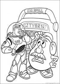 Toy Story Coloring Pages 114 Disney Coloring Pages