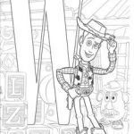 Toy Story Coloring Page Pretty 220 Best toy Story Coloring Pages Images In 2019