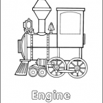 Train Coloring Pages for Preschoolers Brilliant Homeschooling Trains Coloring Book