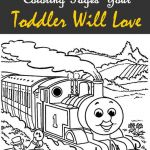 Train Coloring Pages for Preschoolers Creative top 20 Free Printable Thomas the Train Coloring Pages Line