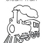 Train Coloring Pages for Preschoolers Excellent Steam Train Coloring Page From Twistynoodle Would Make A Great