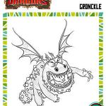 Train Coloring Pages for Preschoolers Inspiring Color Gronckle Line Dragon Resources sod