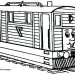 Train Coloring Pages for Preschoolers Pretty Thomas the Train Coloring Book Coloring Pages Trains Train Coloring
