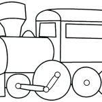 Train Coloring Pages for Preschoolers Pretty toy Train Coloring Pages toy Train Colouring Pages Coloring Free
