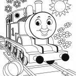Train Coloring Pages Printable Amazing Thomas the Train Halloween Coloring Pages at Getdrawings