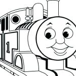 Train Coloring Pages Printable Brilliant Thomas the Train Halloween Coloring Pages at Getdrawings