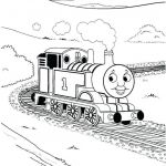 Train Coloring Pages Printable Inspired Coloring Page Coloring Page Thomas Pages Printable