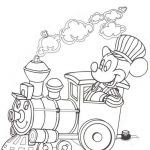 Train Coloring Pages Printable Inspiring Train to Color New Cartoon Coloring Pages to Print Luxury