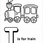 Train Coloring Pages Printable Pretty Free Printable Alphabet Coloring Pages 650 912 Free Printable