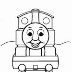 Train Coloring Pages Printable Pretty Simple Train Coloring Page Fresh Easy Dot to Dot Printables Elegant