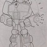 Transformer Coloring Book Creative Transformers Rescue Bots Jumbo Coloring and Activity Book with Cra Z