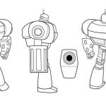 Transformer Coloring Pages Best Transformers Rescue Bots Morbot Coloring Page