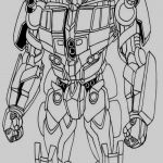 Transformer Coloring Pages Brilliant Transformer Color Pages Kanta