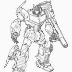 Transformers Coloring Book Excellent √ Transformers Printable Coloring Pages Free or Transformer