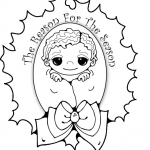 Transparent Coloring Pages Creative New Years Baby Coloring Page New Years Eve