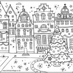 Transparent Coloring Pages Pretty Printable Christmas Coloring Book Pages Christmas Wishes Gifts