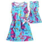 Trolls Branch Color Brilliant Girls Trolls Poppy Dress Canada