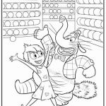 Trolls Coloring Book Exclusive Characters Coloring Pages