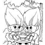 Trolls Coloring Book Inspirational Trolls Coloring Sheets Awesome Poppy and Branch Wonderful Branch