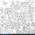 Trolls Coloring Book Inspired Billy Goat Gruff Coloring Pages Felszamolas