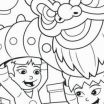 Trolls Movie Free Coloring Pages Best Trolls Printable Coloring Pages Lovely Trolls Printable Coloring Pages