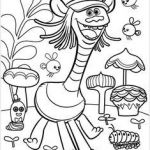 Trolls Movie Printables Inspiration 13 Best Trolls Coloring Sheets Images In 2018