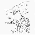 Trolls Pictures to Print Beautiful Unique Trouble with Trolls Coloring Sheet – Dazhou