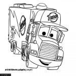 Truck Coloring Books Best New Semi Truck with Trailer Coloring Pages – C Trade