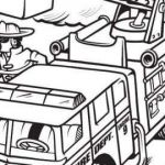 Truck Coloring Books Inspiration Truck Coloring Book Best Truck Coloring Pages Free Download Dump