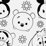 Tsum Tsum Coloring Best Of Tsum Tsum Coloring Pages Footage Disney Tsum Tsum Mickey Coloring