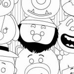 Tsum Tsum Coloring Fresh Free Printable Disney Frozen Coloring Pages Awesome Coloring Pages