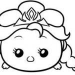 Tsum Tsum Coloring Pages Pretty 223 Best Tsum Tsum Coloring Pages Images In 2019