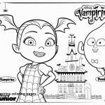 Ty Beanie Boos Coloring Pages Inspirational 25 Vampirina Free Coloring Pages